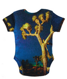 Short Sleeve Organic Bodysuit