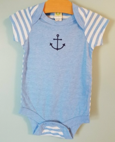 Anchor Onesie
