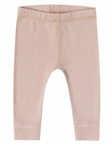 Quincy Mae Ribbed Onesie and Pants