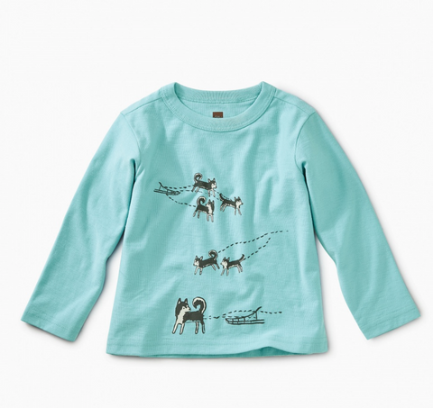 Sled Pups Graphic Tee