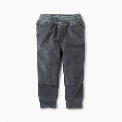 Lined Corduroy Jogger