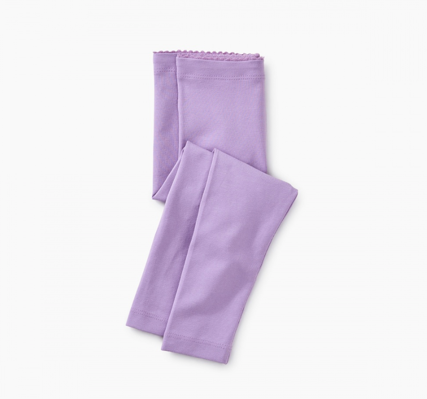 Solid Leggings - Aster