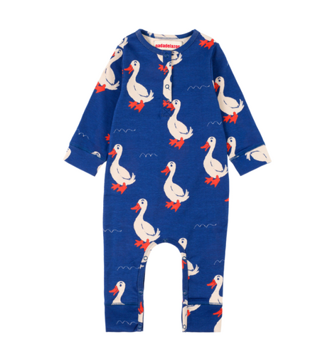 Nadadelazos Dagmar the Duck Romper