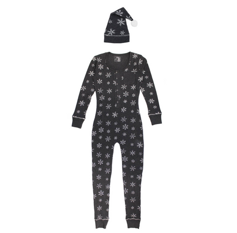 Organic Mom's Onesie and Cap Set