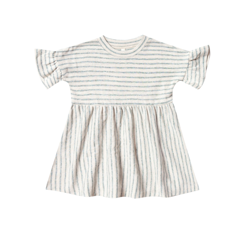 Rylee + Cru Babydoll Dress - Stripe