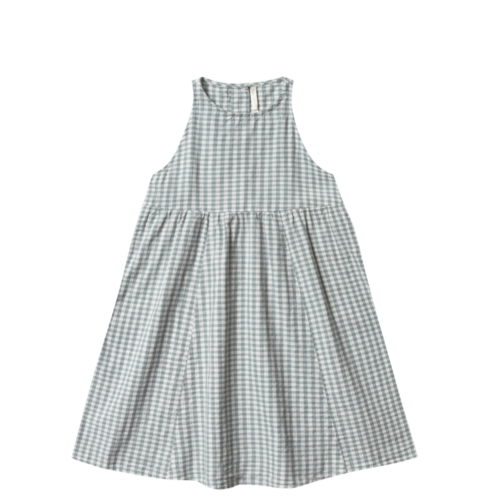Rylee + Cru Zoe Maxi Dress - Gingham