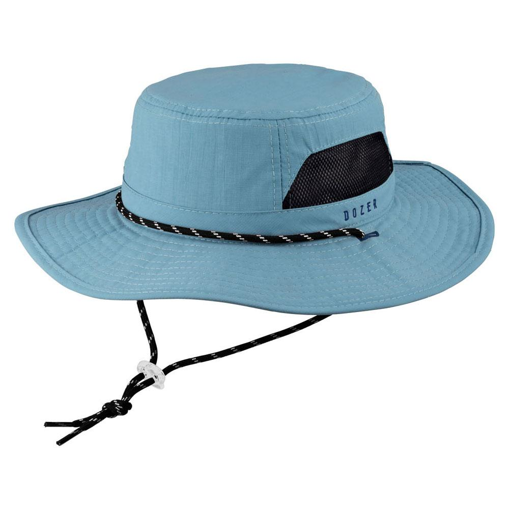 Dozer Floppy Hat - Callum Blue