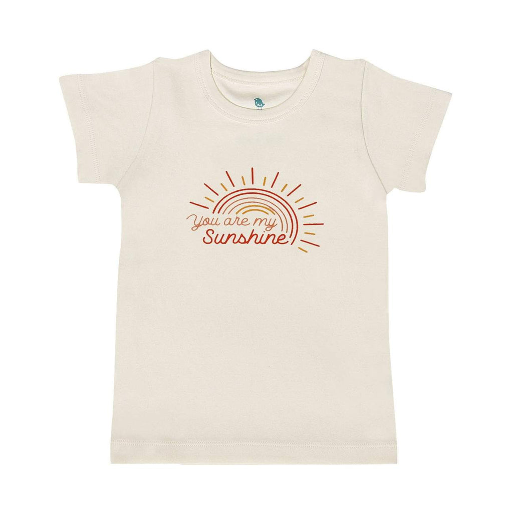 Organic Tee - You Are My Sunshine