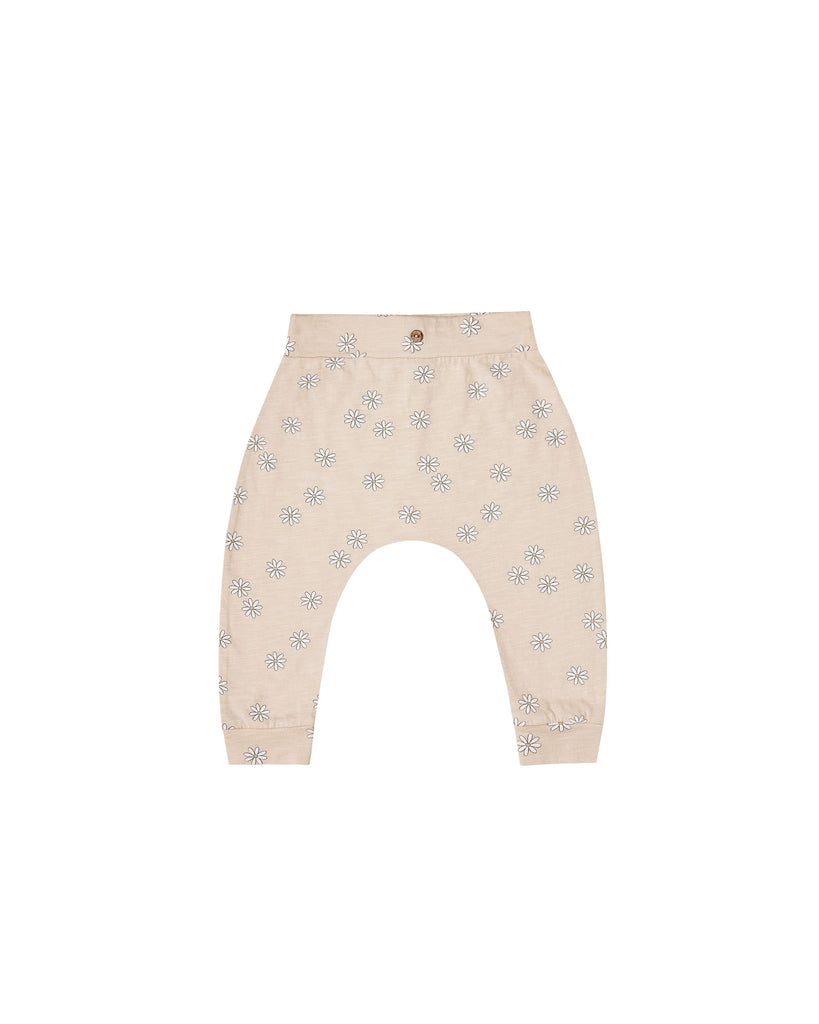 Rylee + Cru Slouch Pants - Daisy Confetti