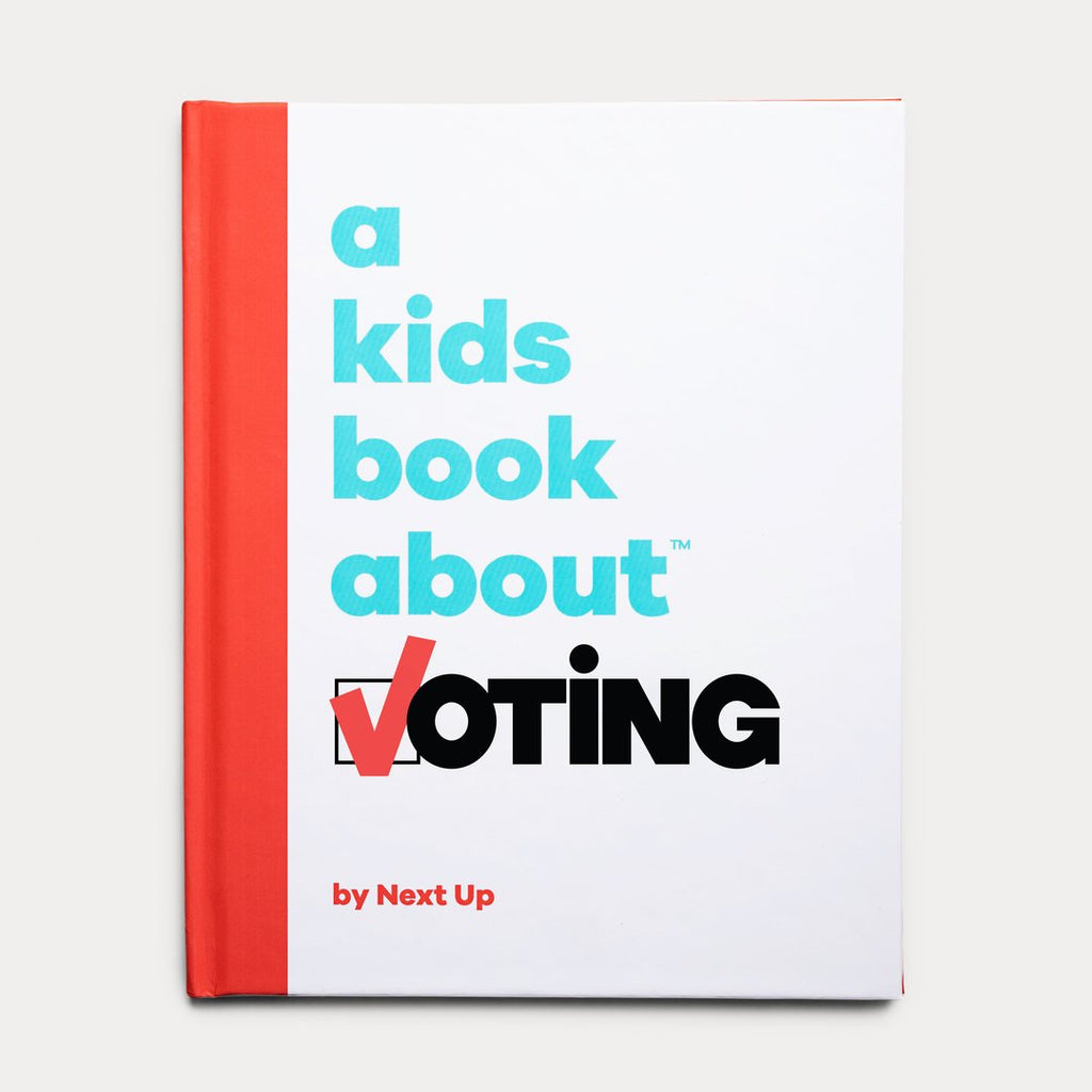 A Kids Book About Voting