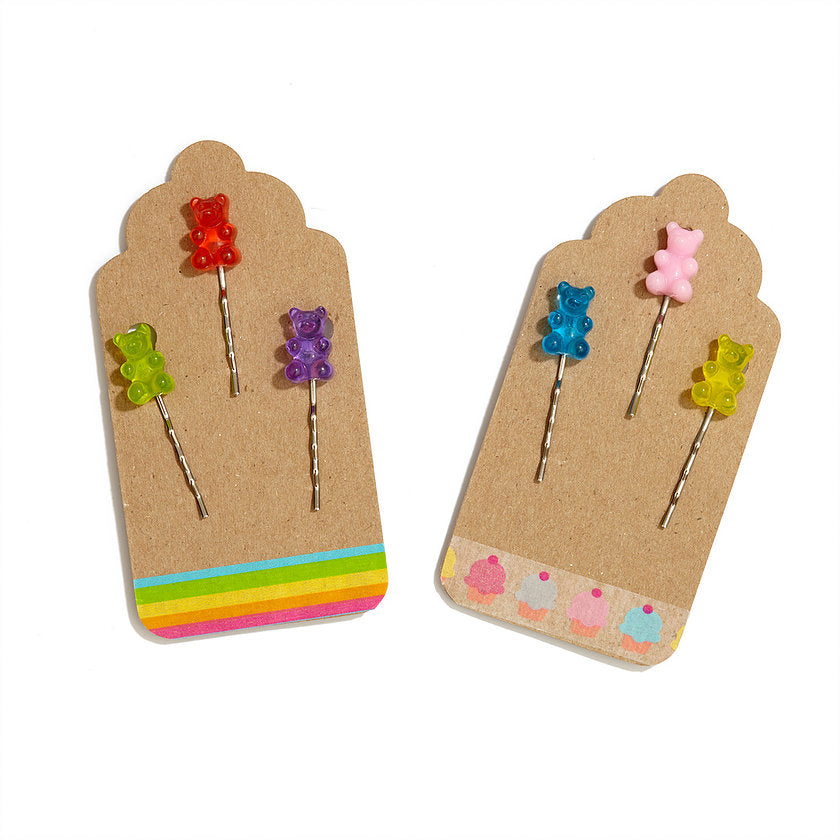 Gummy Bear Bobby Pins