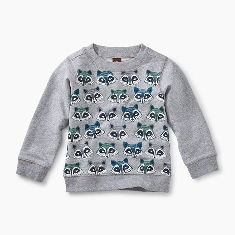 Raccoon Pack Pullover