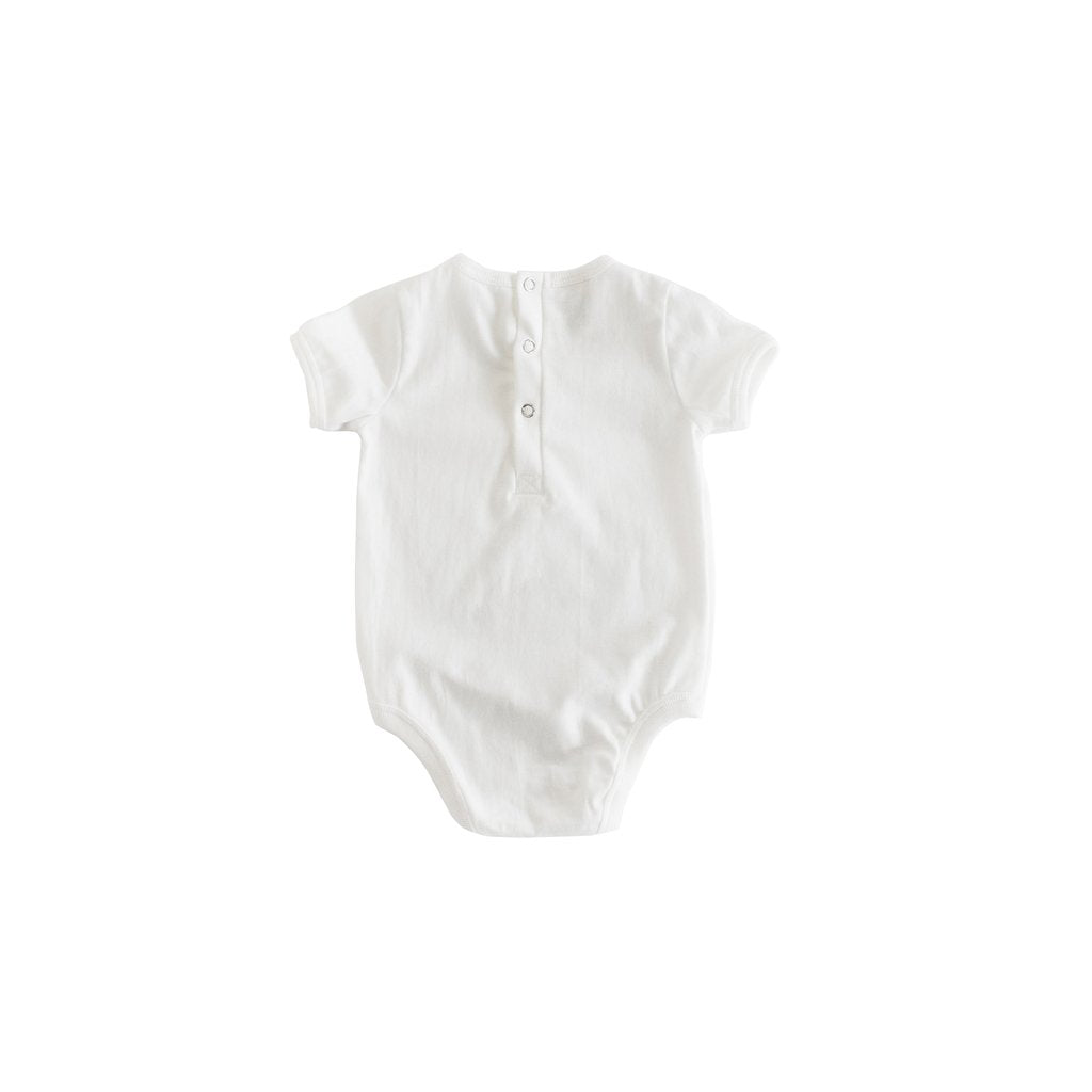 Dry Baby Short Sleeve Bodysuit