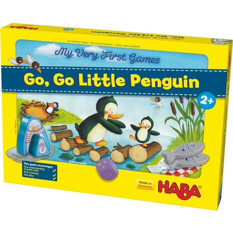 Go, Go Little Penguin Game