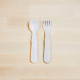 Re-Play Recycled Toddler Utensil Pair