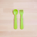 RePlay Recycled Toddler Utensil Pair