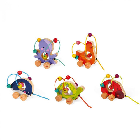Mini Looping Pull Toy