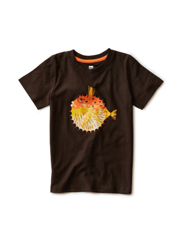 Pufferfish Blow Graphic Tee