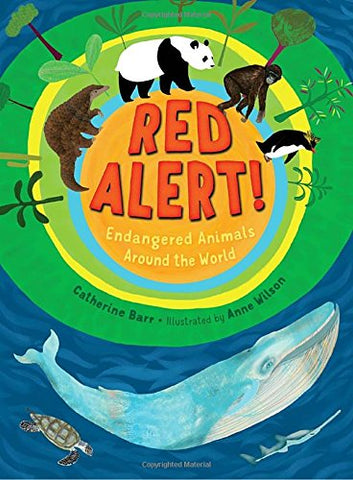 Red Alert! Endangered Animals Around the World