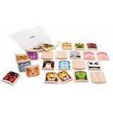Plan Toys Animal Memo Game