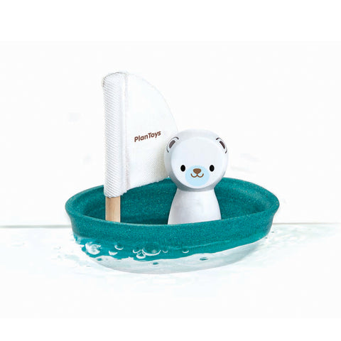 Plan Toys Sailing Boat