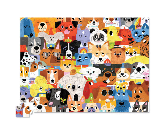 Lots of Dogs Puzzle - 72 pcs.