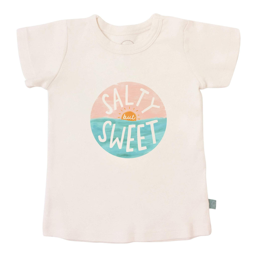 Organic Tee - Salty But Sweet