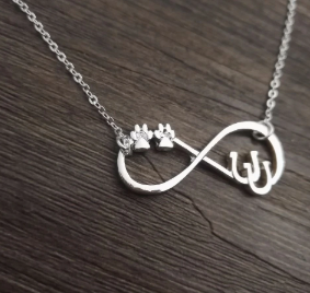 Paws and Hooves Forever Necklace