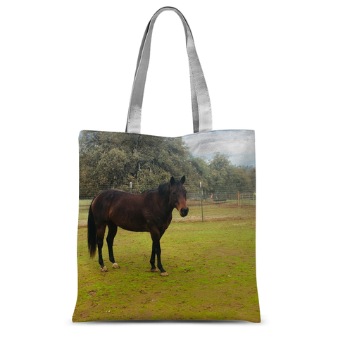 Custom Horse or Pony Tote
