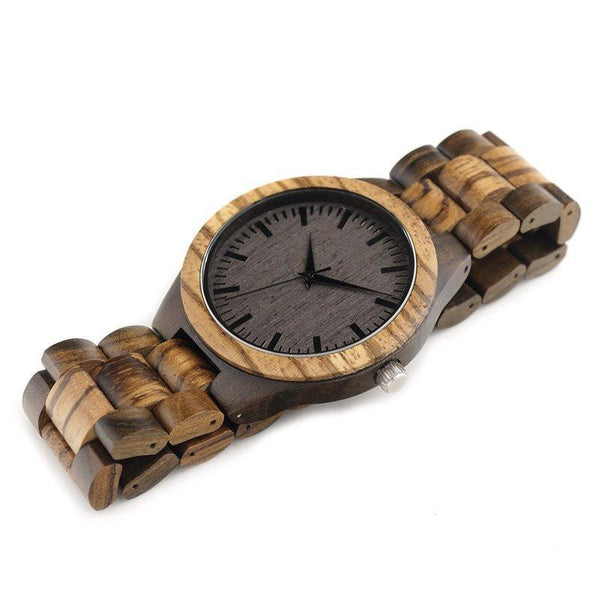 Luxury Wood Watch Collection