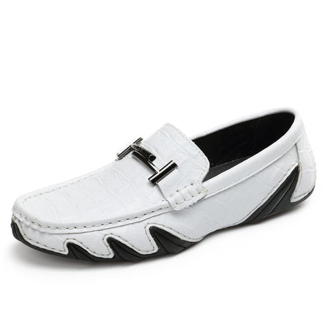 Stylish Genuine Leather Loafer