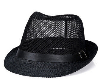 Throwback Jazz Wide Brim Fedora