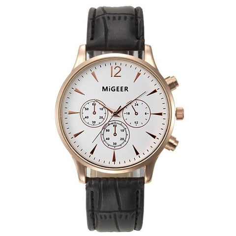 """Migeer"" Luxury Wrist Watch"