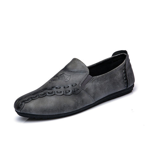 Casual Leather Loafers For The Classy Man On The Go!