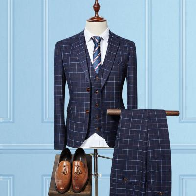 Striped 3-Piece Set From 2017 Slim Fit Collection