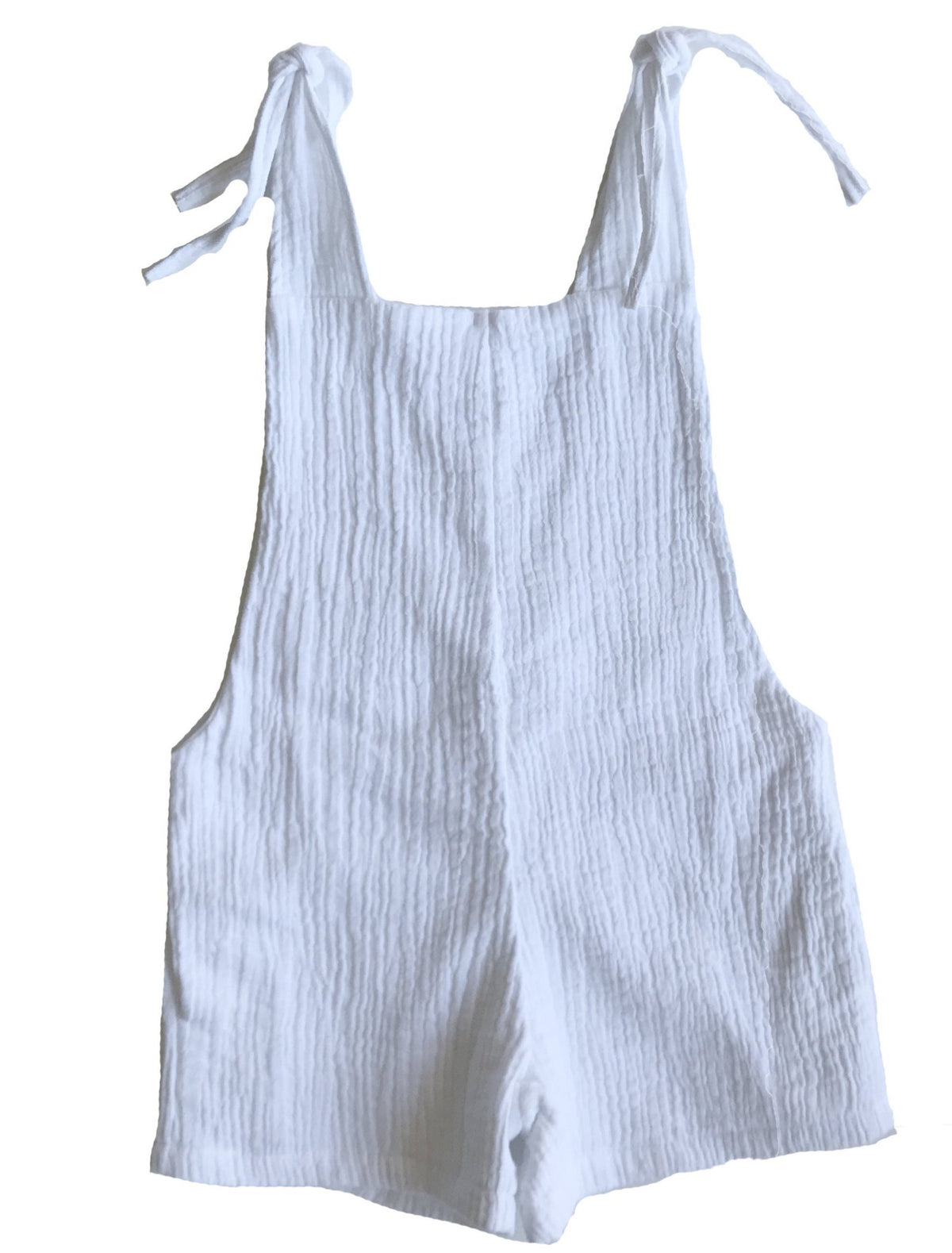KOI JUMPSUIT WHITE