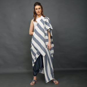 Dhoti sari from O Layla's Samsara collection