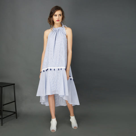 Itsumi Waterfall Dress