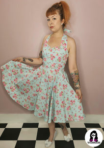 Agatha Christie Dress - Rockamilly-Dresses-Vintage