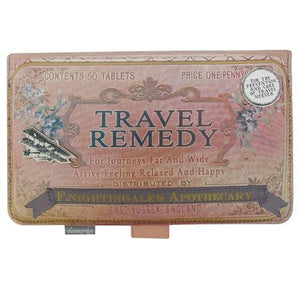 Apothecary Travel Wallet - Rockamilly-Accessories-Vintage