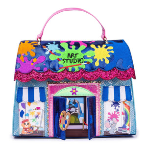 Arty Party - Rockamilly-Bags & Purses-Vintage