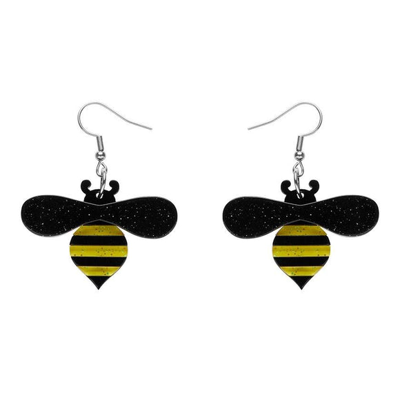 Babette Bee Earrings - Rockamilly-Jewellery-Vintage