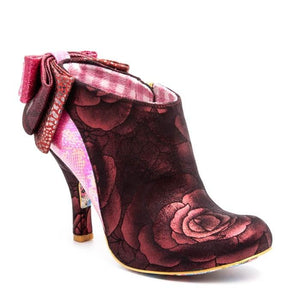 Baby Beauty Red - Rockamilly-Shoes-Vintage