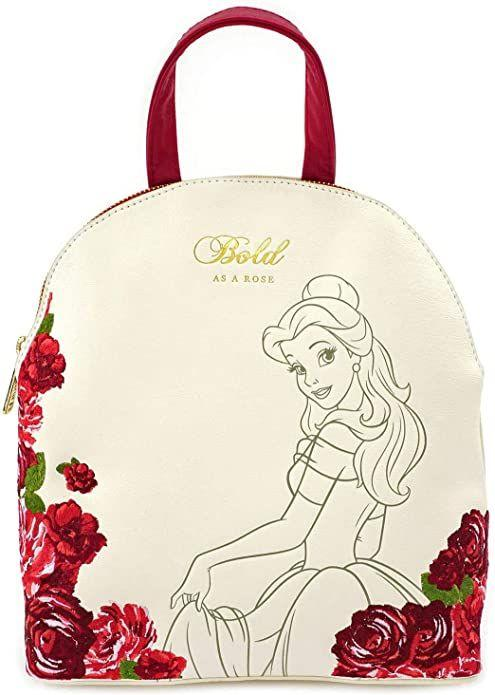 Beauty and the Beast Belle Mini Backpack Loungefly - Rockamilly-Bags & Purses-Vintage