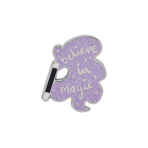 Believe In Magic Enamel Pin Erstwilder - Rockamilly-Accessories-Vintage