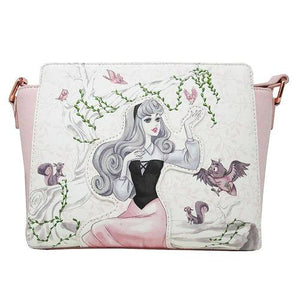 Belle Handbag Loungefly - Rockamilly-Bags & Purses-Vintage