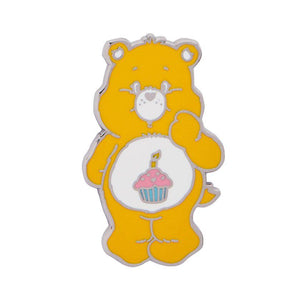 Birthday Bear Enamel Pin Erstwilder - Rockamilly-Accessories-Vintage
