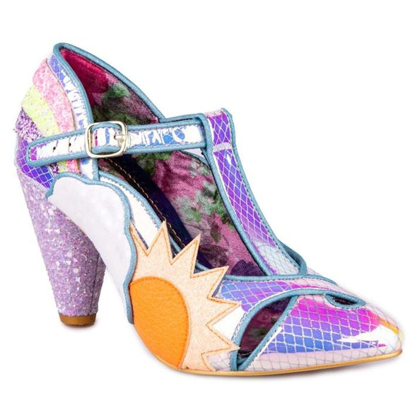 Bright Side Lilac - Rockamilly-Shoes-Vintage