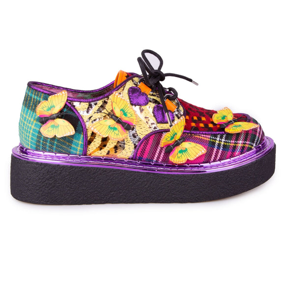 Butterfly Bounce - Rockamilly-Shoes-Vintage