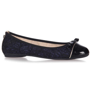 Butterfly Twist Cara Pumps Handy Folding Shoes - Rockamilly-Shoes-Vintage